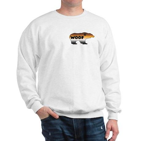 FURRY PRIDE BEAR/WOOF PKT Sweatshirt