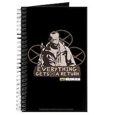 Morgan: Everything Gets A Return Journal
