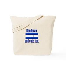 Cute Honduran Tote Bag