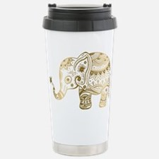 Cute Elephant Travel Mug
