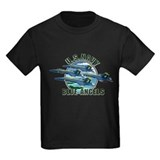 Blue angels Kids T-shirts (Dark)