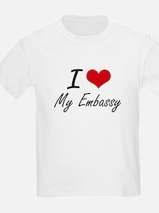 I love My Embassy T-Shirt