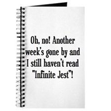 read infinite jest Journal