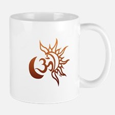 Celestial Om Mugs