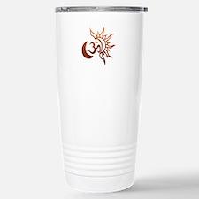 Celestial Om Stainless Steel Travel Mug
