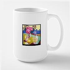 Lemon Water Mugs