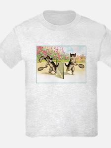VINTAGE CAT ART T-Shirt