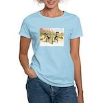 VINTAGE CAT ART Women's Light T-Shirt