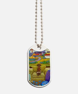 Cute Susan Dog Tags