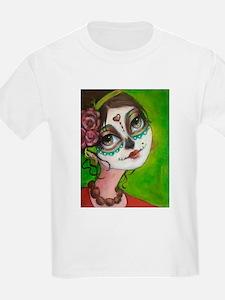 Dia de Los Muertos cutie T-Shirt