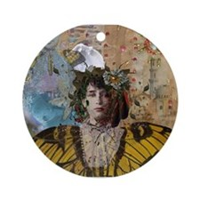 Camille Claudel Ornament (Round)