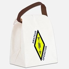 Amateur Operator Canvas Lunch Bag