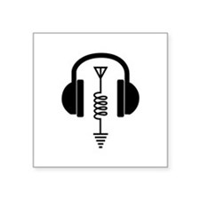 Ham Radio Operator Sticker