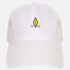 When All Else Fails Baseball Baseball Baseball Cap