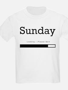 Sunday Loading T-Shirt