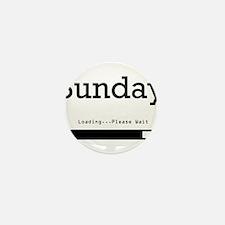 Sunday Loading Mini Button (10 pack)