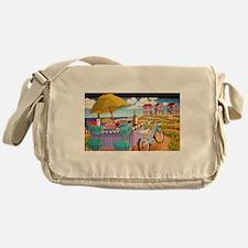 Summer at the Seashore Messenger Bag