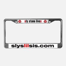 Unique Phunk License Plate Frame