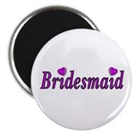 Bridesmaid Simply Love Magnet