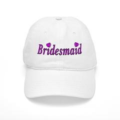 Bridesmaid Simply Love Baseball Cap