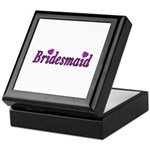 Bridesmaid Simply Love Keepsake Box