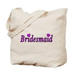 Bridesmaid Simply Love Tote Bag