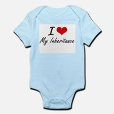 I Love My Inheritance Body Suit