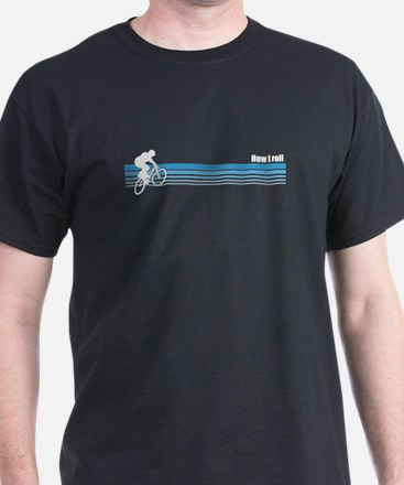 How I roll - BMX T-Shirt