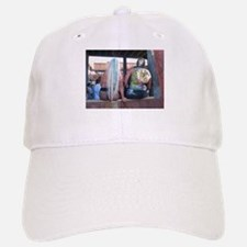 Seated Couple, Sturgis Baseball Baseball Cap