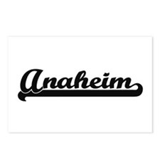 I love Anaheim California Postcards (Package of 8)