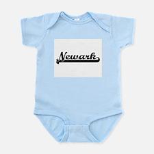 I love Newark New Jersey Body Suit