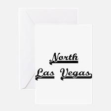 I love North Las Vegas Nevada Greeting Cards