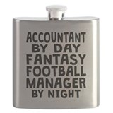 Accountants Flask Bottles