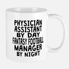 Physician Assistant Fantasy Football Manager Mugs