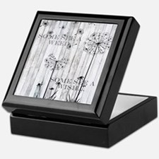 Dandelion Wish Keepsake Box