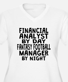 Financial Analyst Fantasy Football Manager Plus Si