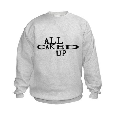 Caked Up Kids Sweatshirt