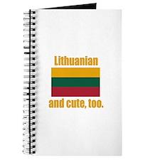 Cute Lithuanian Journal