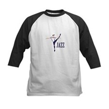 Jazz Dance Baseball Jersey