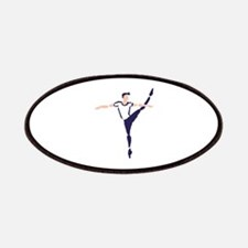 Male Dancer Patch