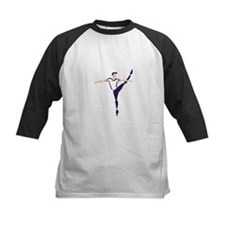 Male Dancer Baseball Jersey