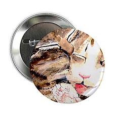 Kitty & Kat Button