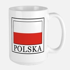 Polska Large Mug