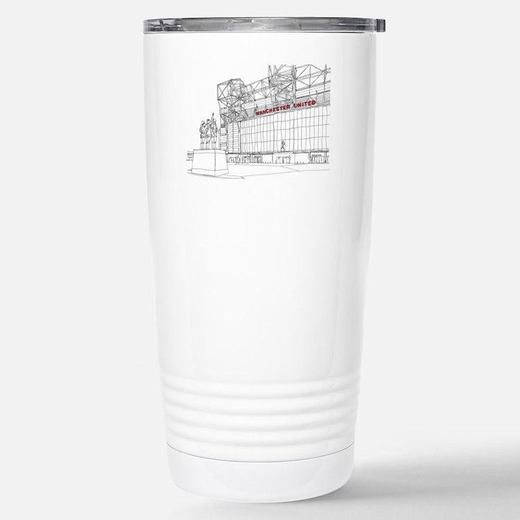 Old Trafford Travel Mug