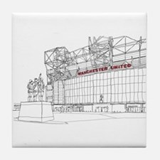 Old Trafford Tile Coaster