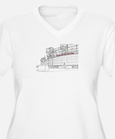 Old Trafford Plus Size T-Shirt