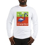 Strange Bird - Flamingo Long Sleeve T-Shirt