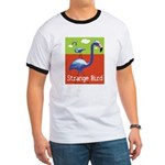 Strange Bird - Flamingo Ringer T