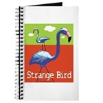 Strange Bird - Flamingo Journal