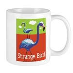 Strange Bird - Flamingo Mug